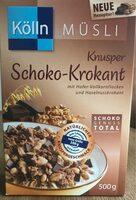 Knusper Schoko-Krokant - Produkt - de