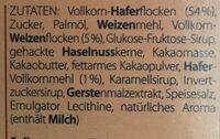 Knusper Schoko-Krokant - Zutaten - de