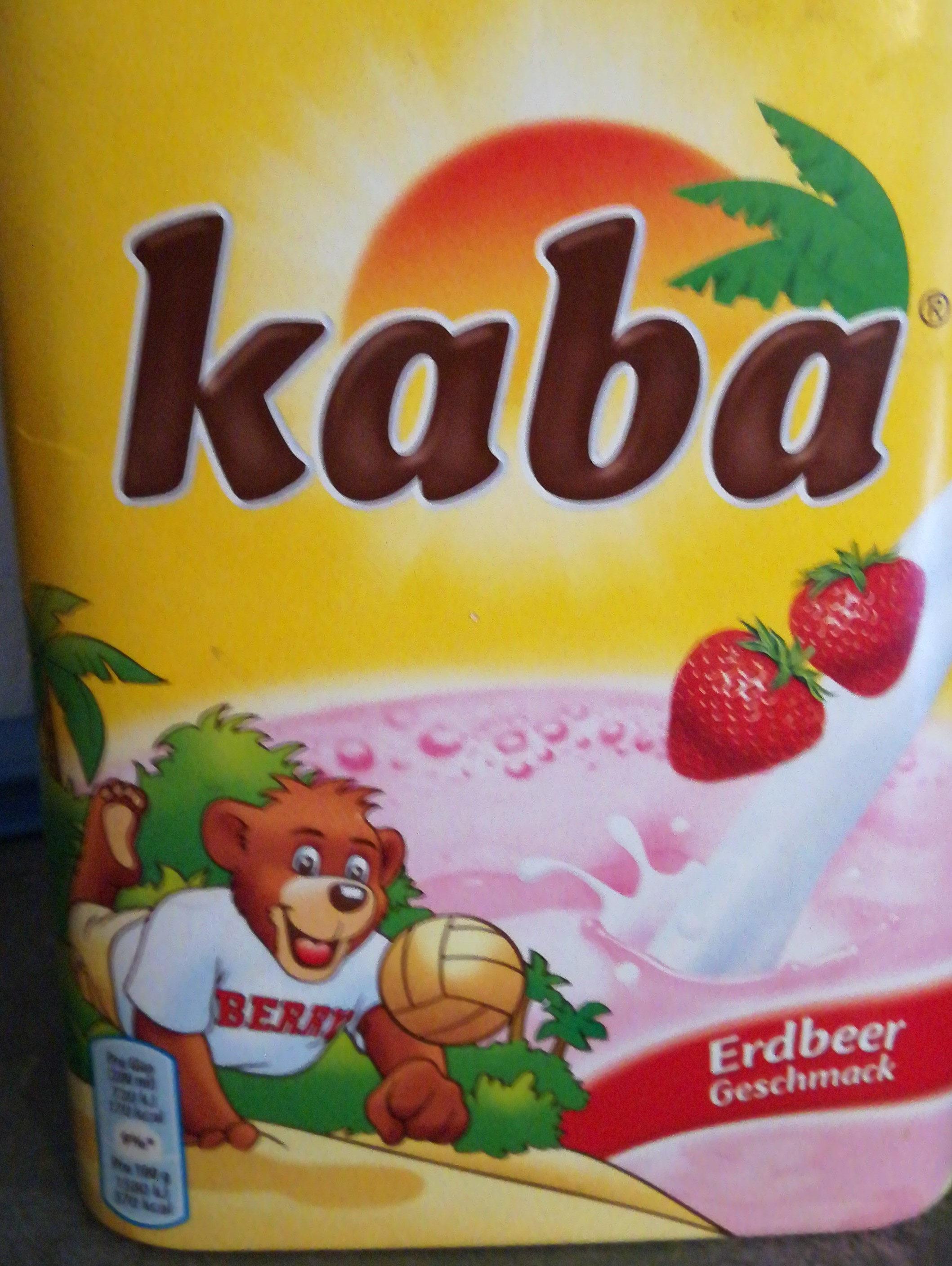 Erdbeer Geschmack - Producto