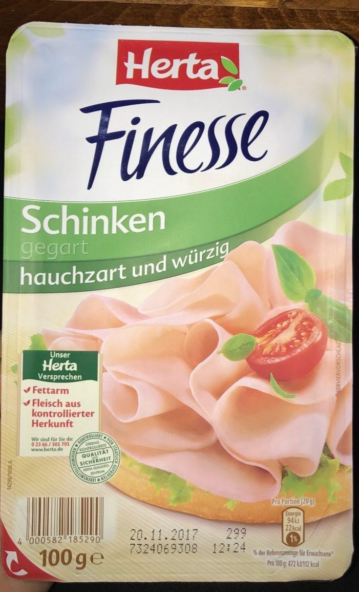 Schinken - Produit - fr