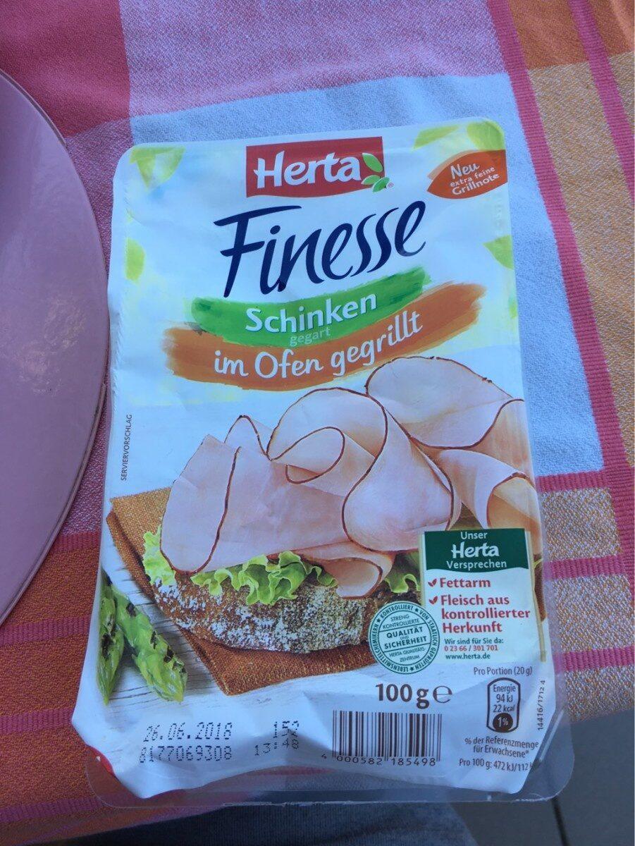 Schinken im Ofen gegrillt - Product