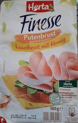 Finesse Putenbrust hauchzart mit Honig - 6