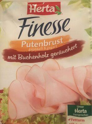 Finesse Putenbrust geräuchert - Produkt - de