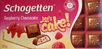 Raspberry Cheesecake - Product - de