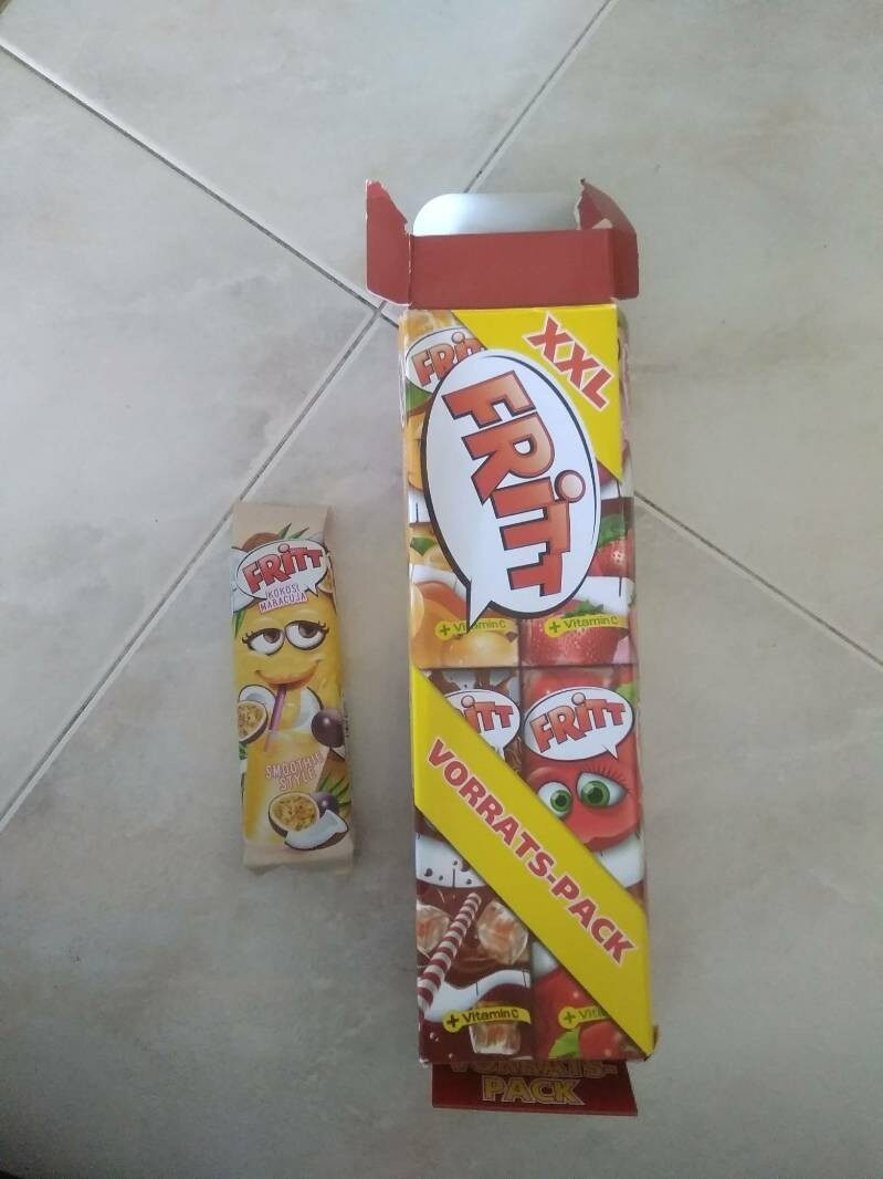 Smoothie Style Kokos Maracuja - Producto