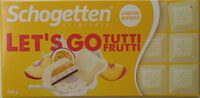 Let's go Tutti Frutti - Produit - de
