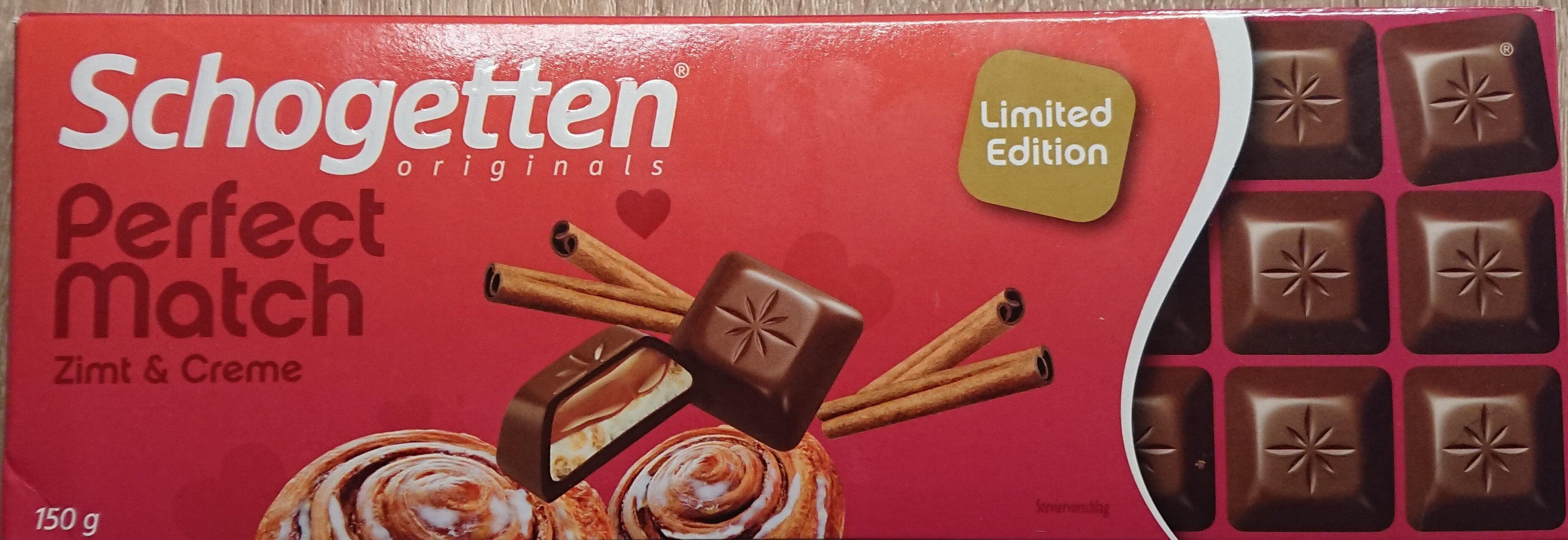 Perfect Match Zimt & Creme - Product - de