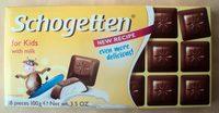 Kruger Czekolada Shogetten-kids - Product - en