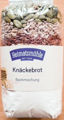 Knäckebrot Backmischung - Product