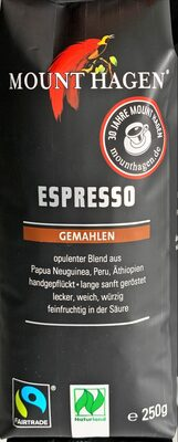 Espresso - Product - de