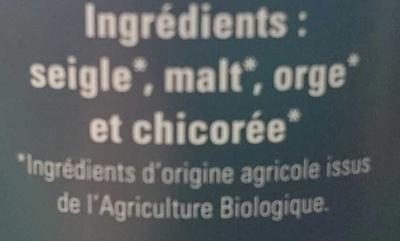 Mount hagen bio aromalt - Ingredients