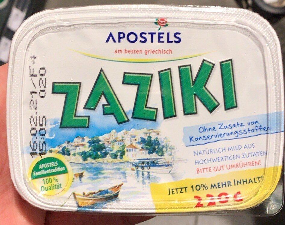 Zaziki - Produkt - de