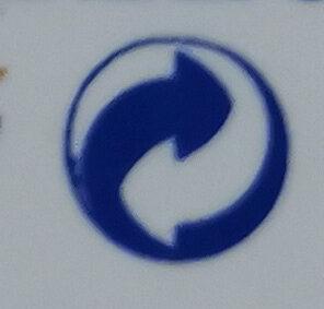 Zaziki - Wiederverwertungsanweisungen und/oder Verpackungsinformationen - de