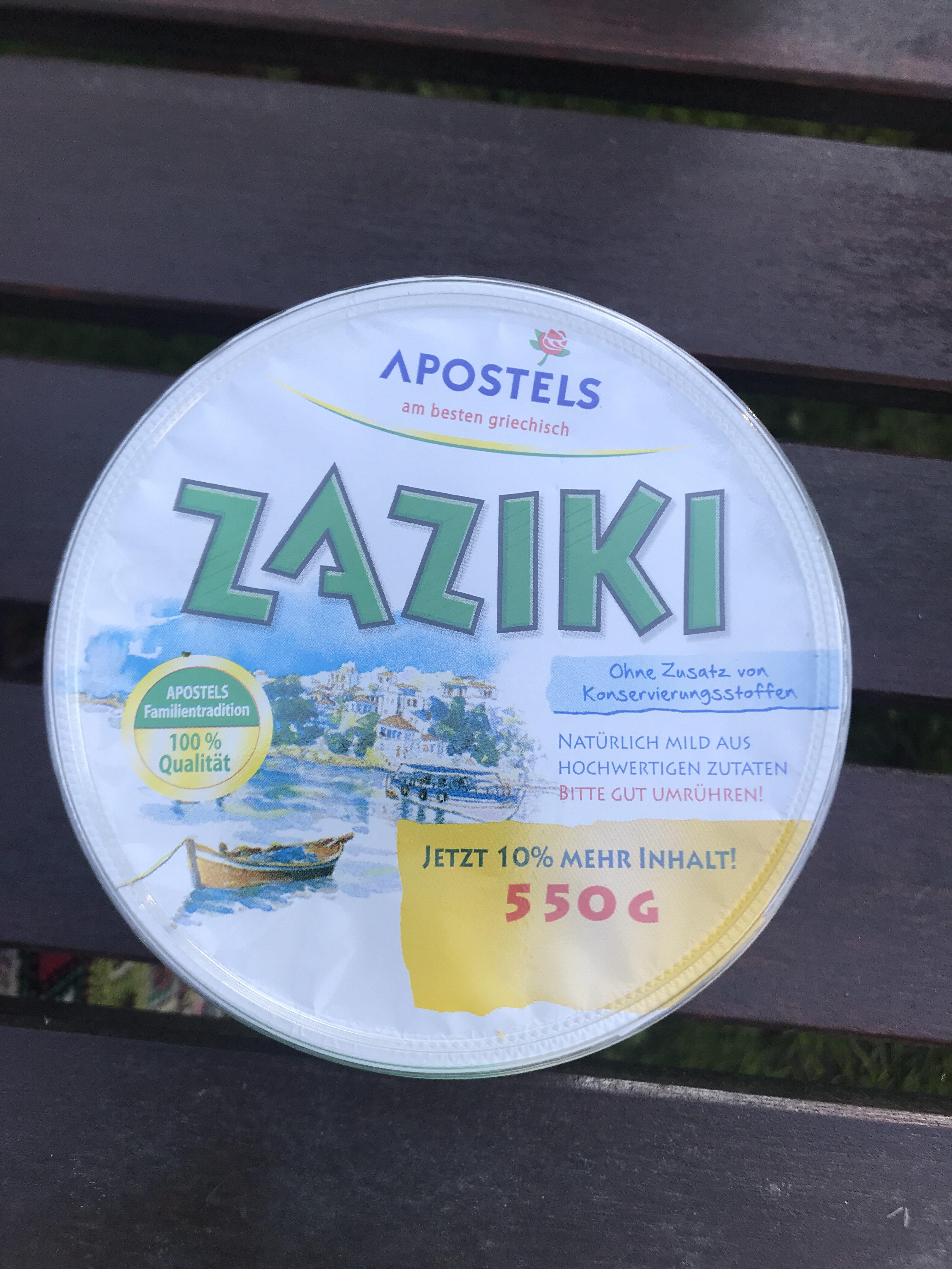 Zaziki - Product - de