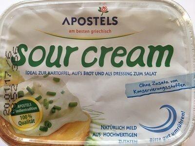 Apostels Sour Cream - Product - de
