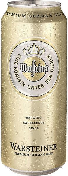 Warsteiner, La Boite - Producto - en