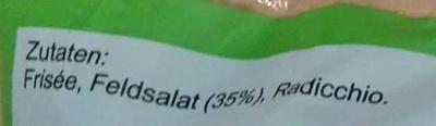 Feldsalat-Mix - Ingrédients