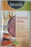 Proscuitto Milano - Product