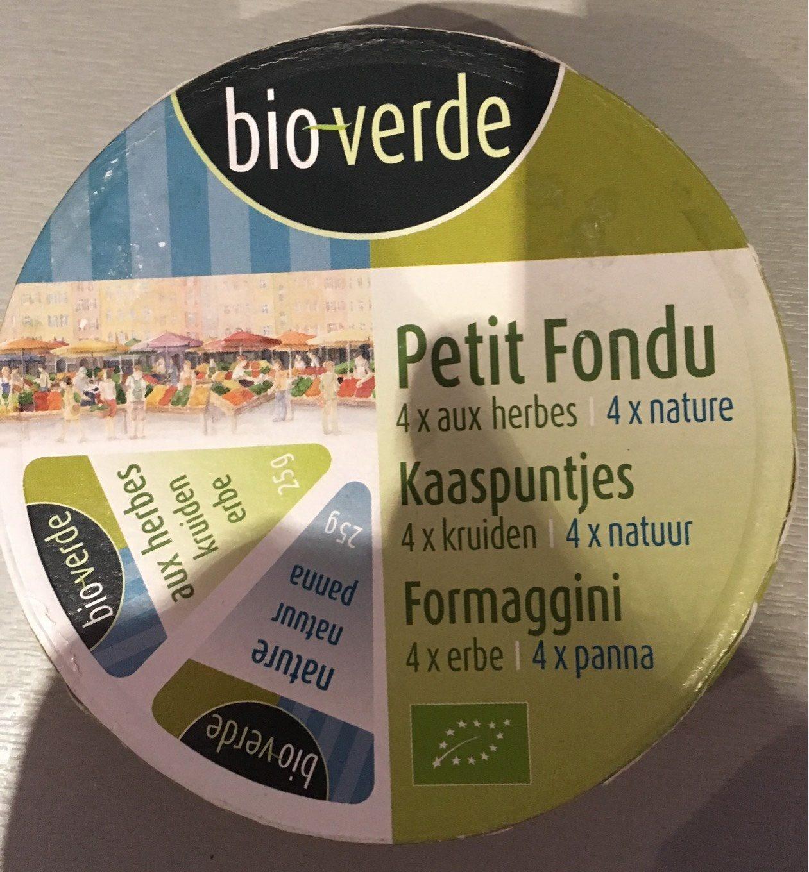 200G Le Petit Bio Aux Herbes - Product - fr