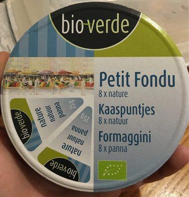 Petit fondu bio - Product - fr