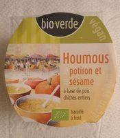 Houmous potiron et sésame - Product - fr