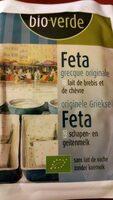 Feta Originale Fromage grec - Product - fr