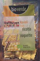 Ravioli frais à la Roquette & Ricotta - Product - fr
