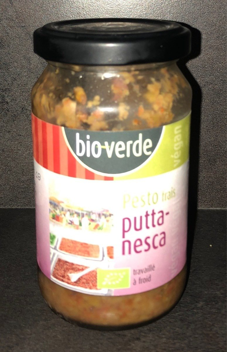 Pesto fais putta-nesca - Product