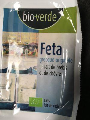 Feta Grecque Originale au Lait de Brebis et de Chèvre - Product