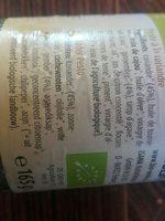 Bio verde Frisches Koriander pesto - Ingredients