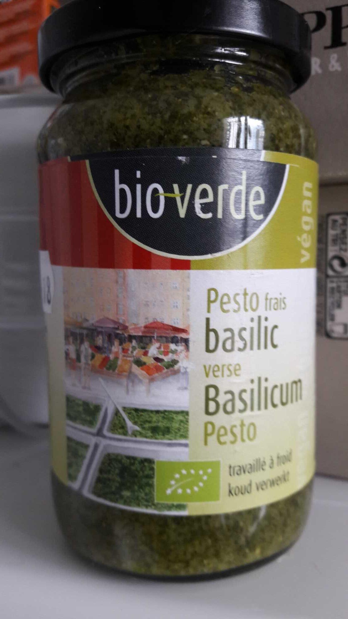 Sauce Pesto - Produit - fr