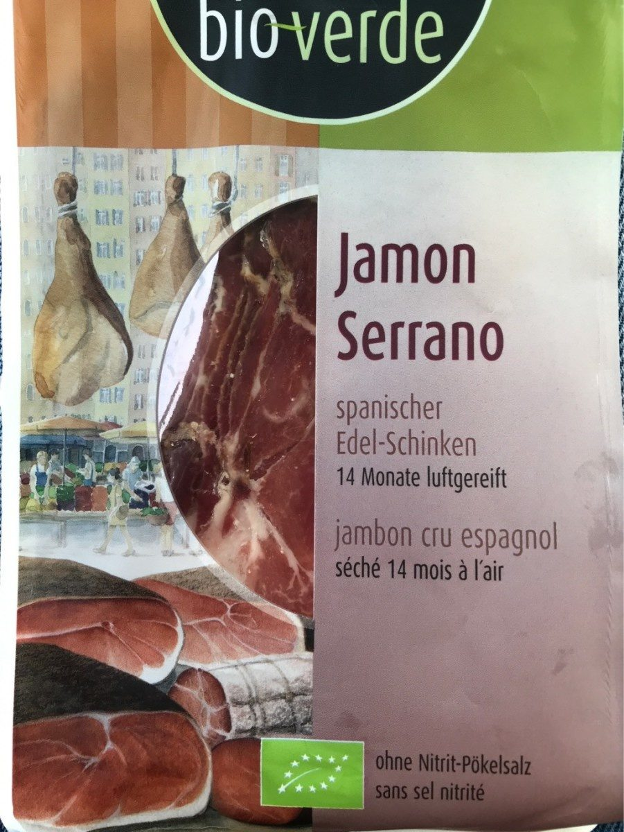 Jamon serrano - Product