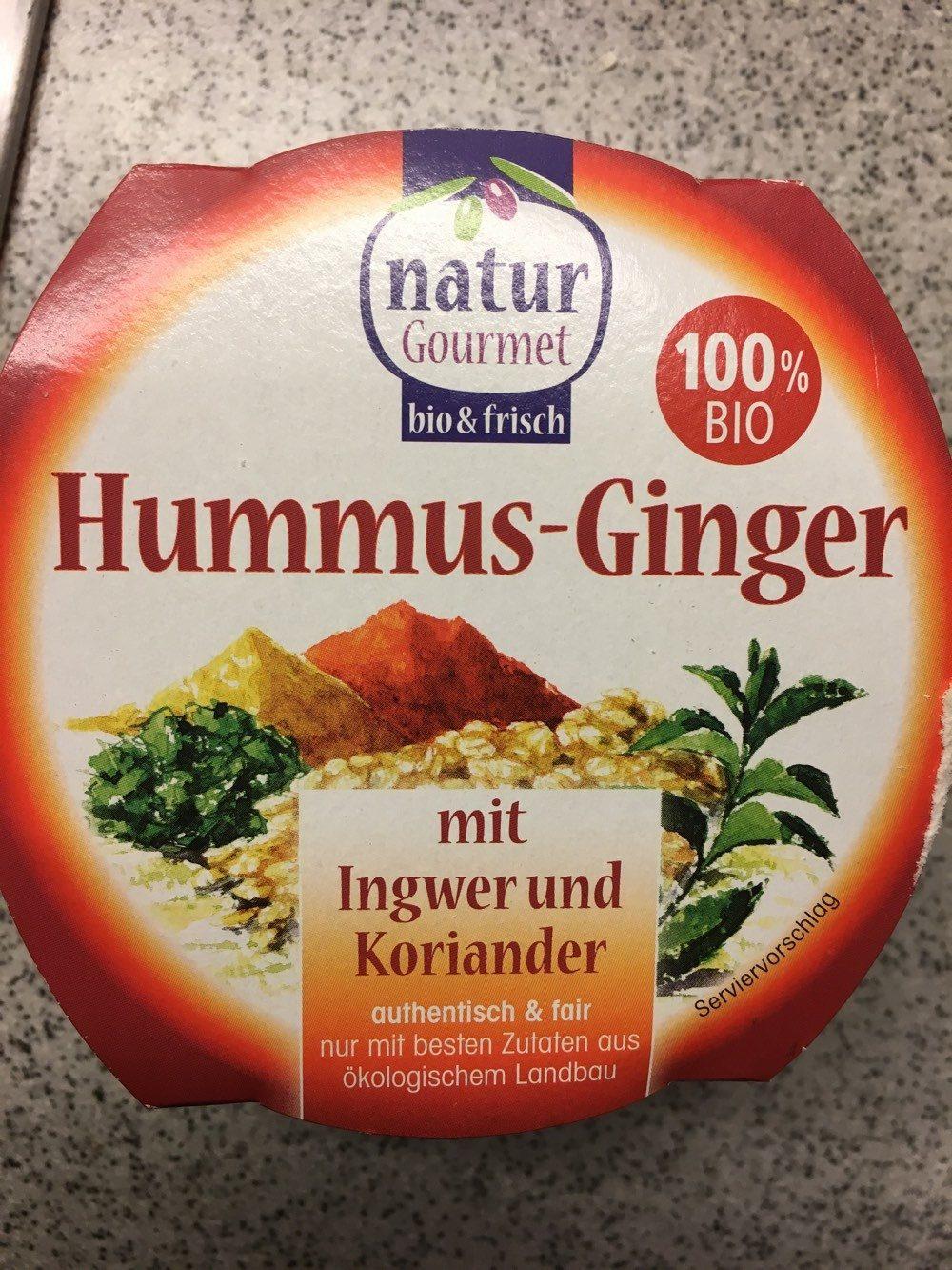 Hummus Ginger - Product - de