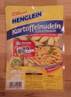 Kartoffelnudeln Schupfnudeln - Product
