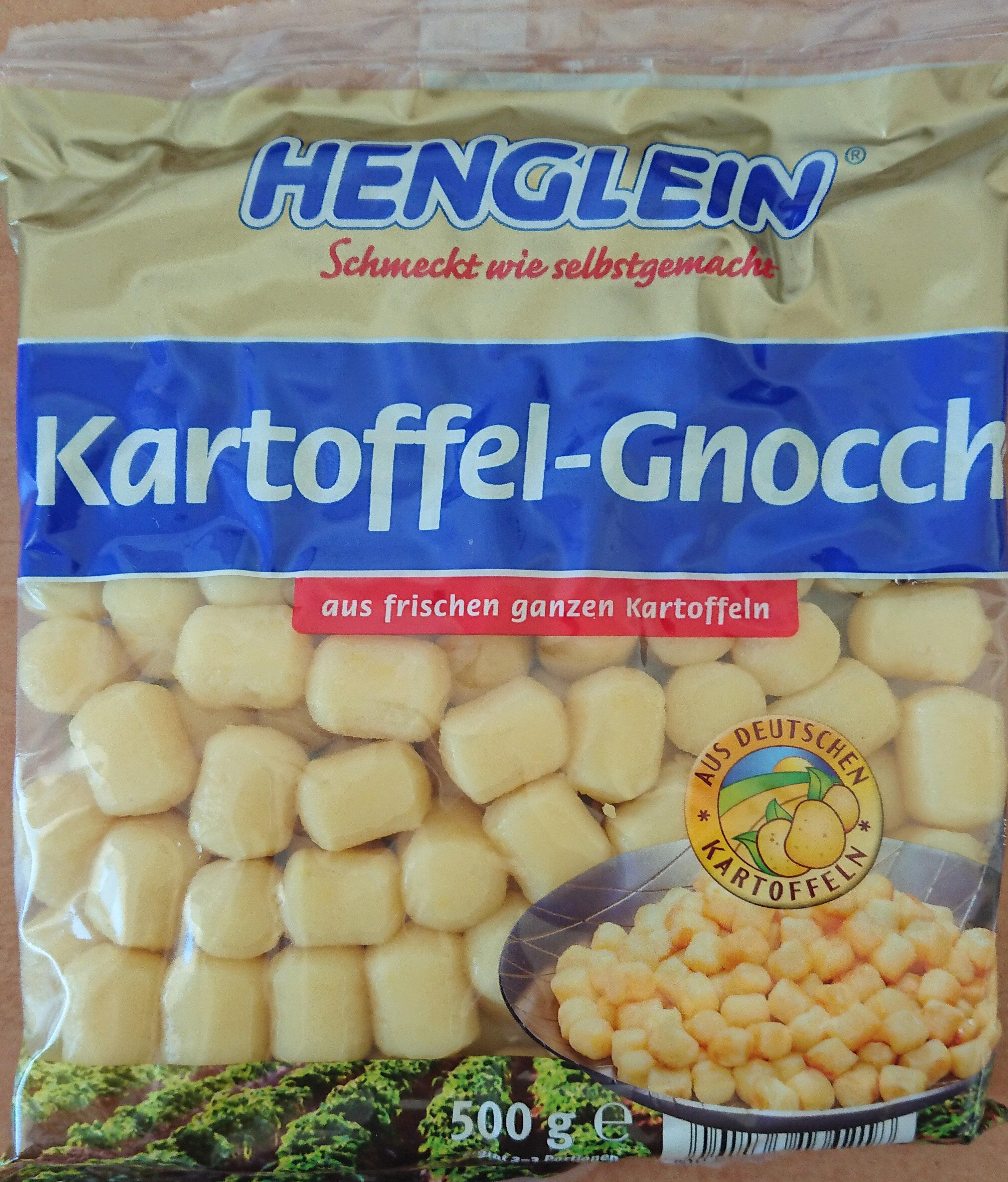 Kartoffel-Gnocchi - Produit - de