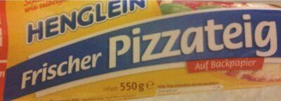 Frischer Pizzateig - Product - de