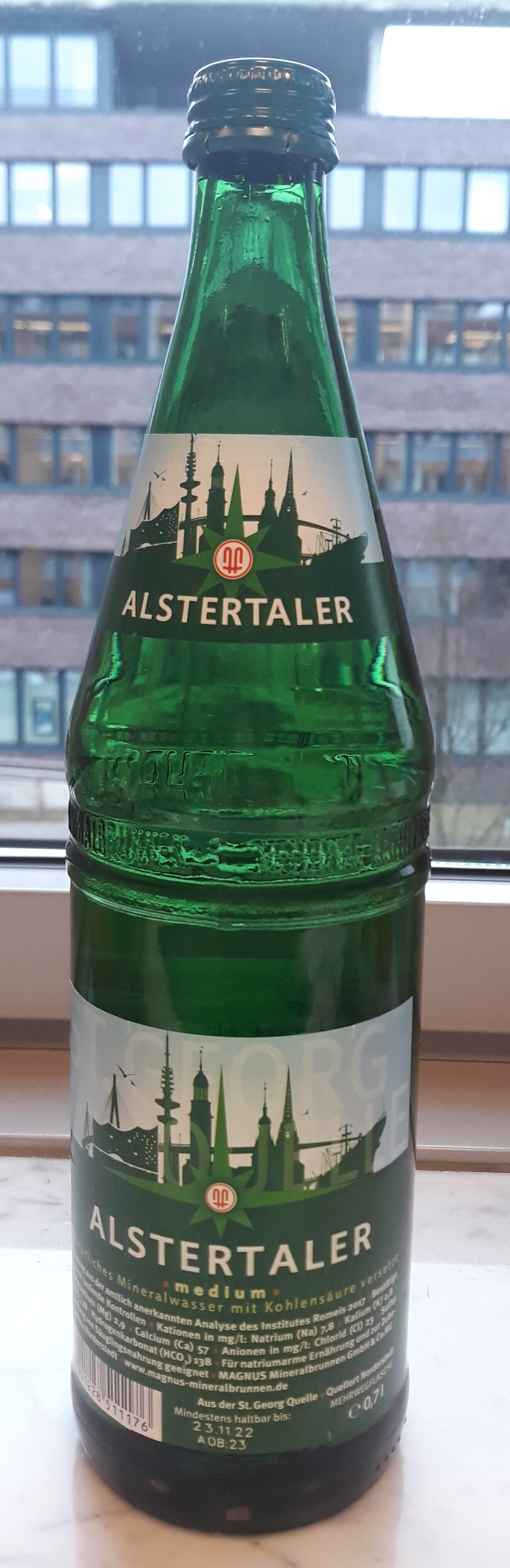 Alstertaler medium - Recycling instructions and/or packaging information - de