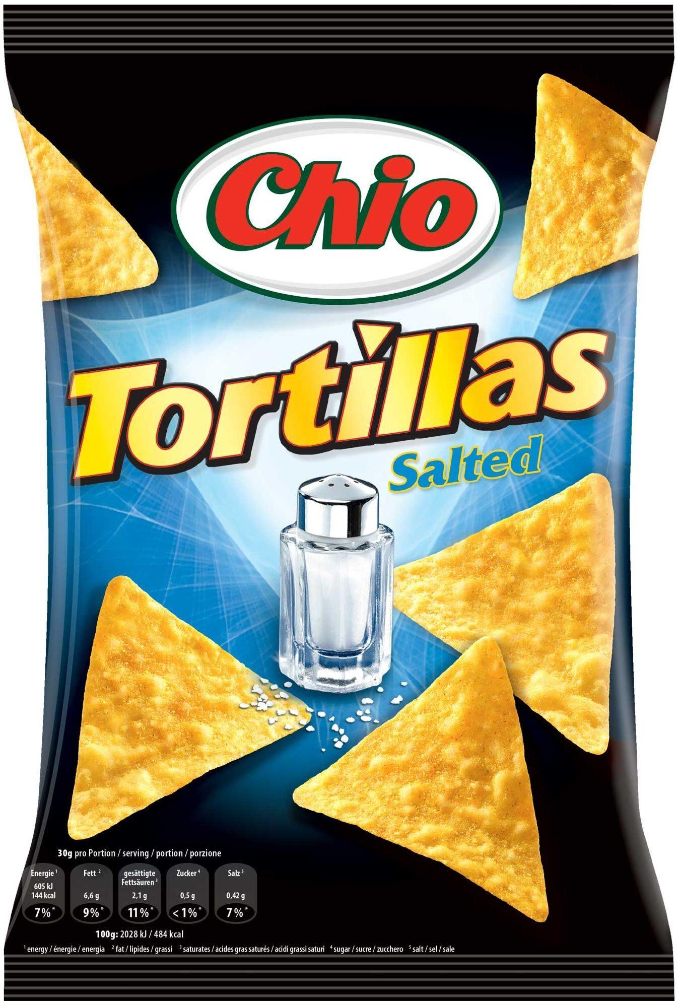 Tortilla Chips Original Salted - Product - en