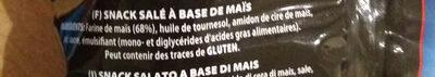 Tortilla Chips Original Salted - Ingredients - fr