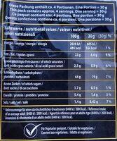 Tortilla Chips Original Salted - Nutrition facts - en