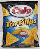 Tortillas Salt - Product