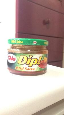 Dip Mild Salsa - 产品 - zh