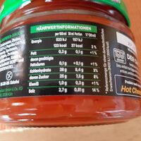 Dip Mild Salsa - Nutrition facts - de