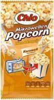 Mikrowellen Popcorn Karamell - Prodotto - de