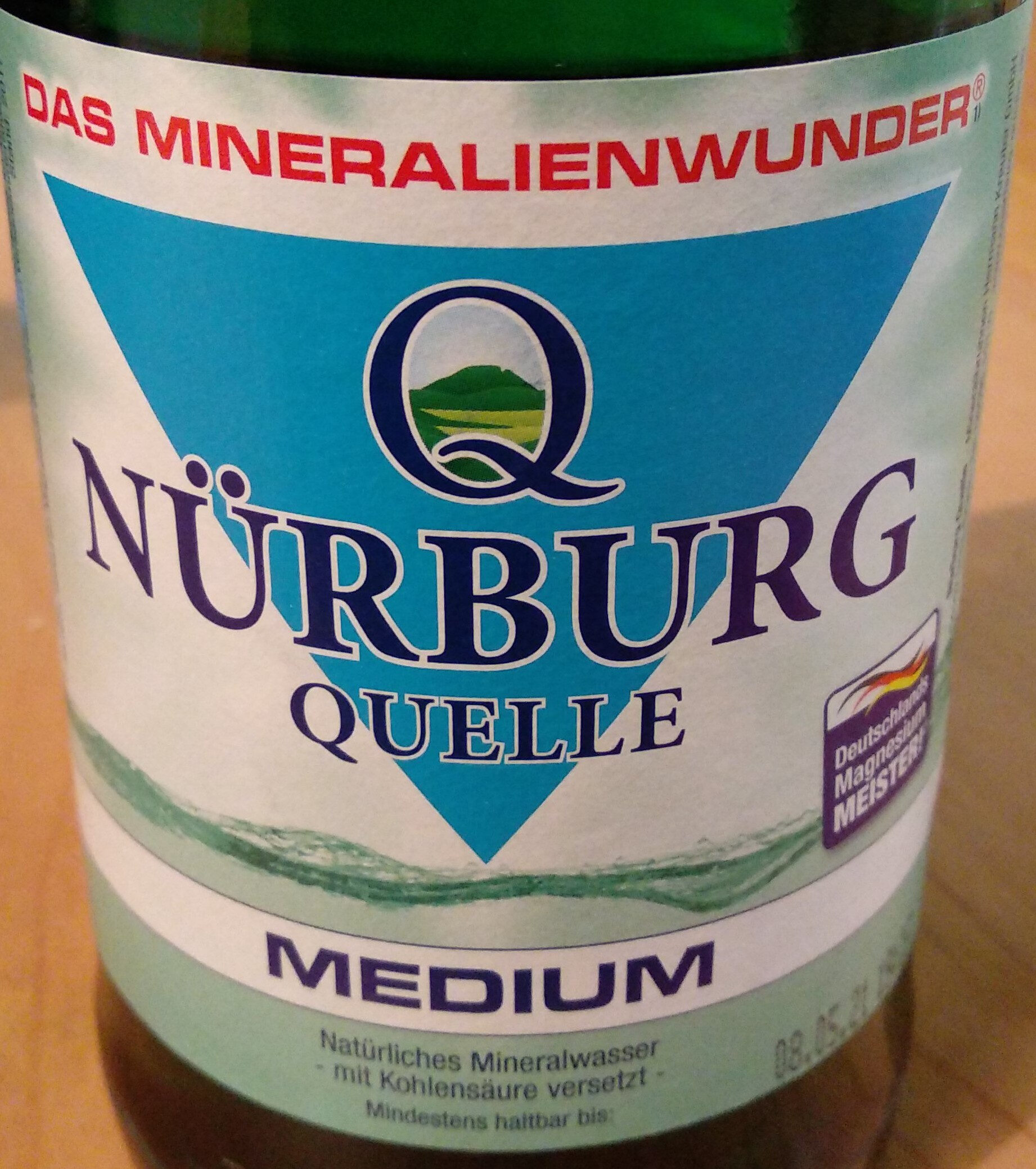 Nürburg Quelle Medium - Produkt - de