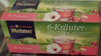 6-Kräuter-Mischung - Product - de