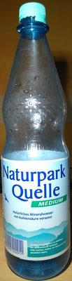 Naturpark Quelle medium - Produit