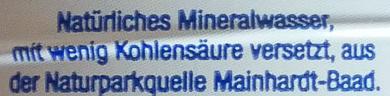 Water Medium - Ingredienti - de