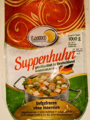 Suppenhuhn - Produkt