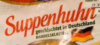 Suppenhuhn - Ingrédients